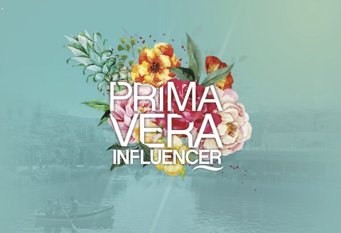 Diseño Imagen de campaña Primavera Influencer Puerto Venecia