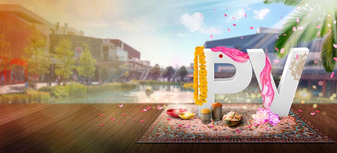 Imagen 3D campaña Bollywood Puerto Venecia