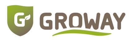 Branding e identidad corporativa Groway. Grupo Miralbueno