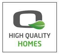identidad corporativa high quality homes grupo lobe