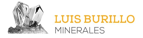 logotipo luis burillo minerales proyecto e-commerce