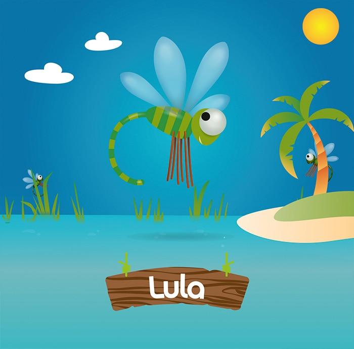 Diseño gráfico personajes Kids Club Puerto Venecia