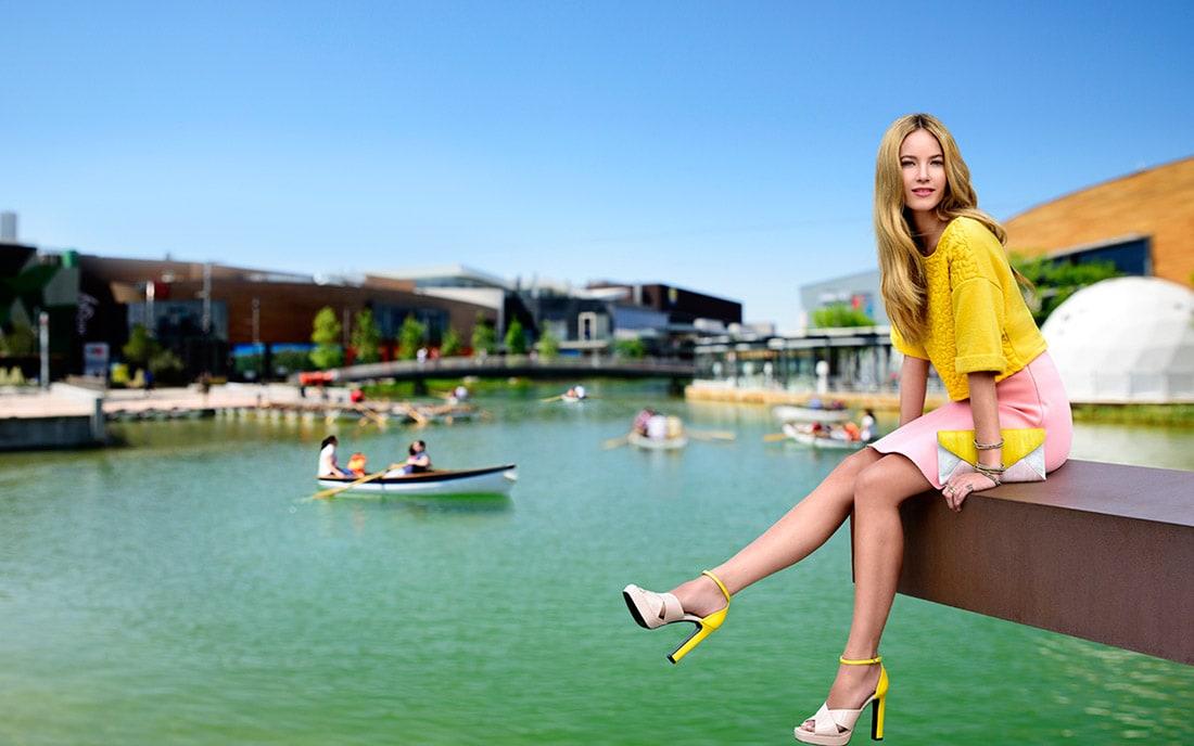 campaña moda verano puerto venecia