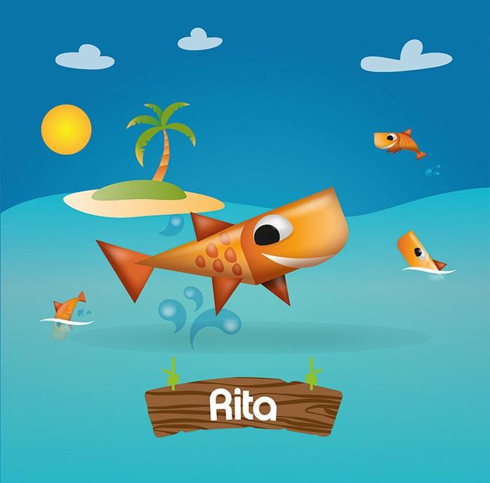 Diseño mascotas 3D Kids Club Puerto Venecia
