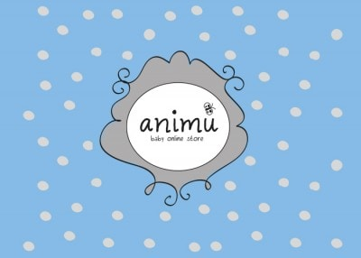 Identidad corporativa Branding Animu Baby Online Store