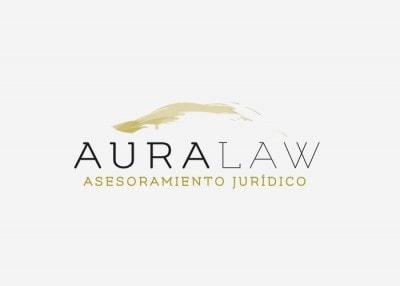 Auralaw. Identidad corporativa y Branding