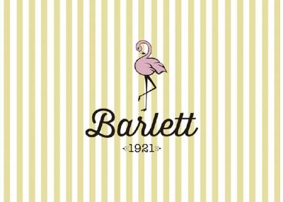 Barlett 1921. Identidad corporativa y diseño de logotipo