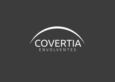 Identidad corporativa Covertia Envolventes
