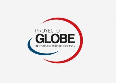 Branding Proyecto Globe. Grupo Lobe