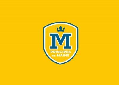 Identidad corporativa Príncipes de Maine.