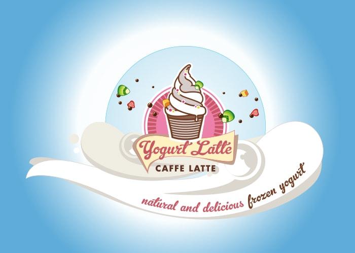 Branding e Identidad corporativa Caffe Latte