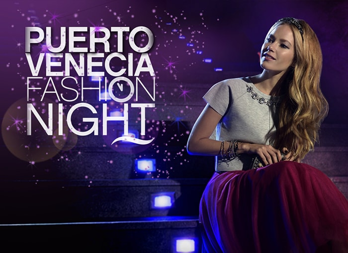 Fashion Night Puerto Venecia