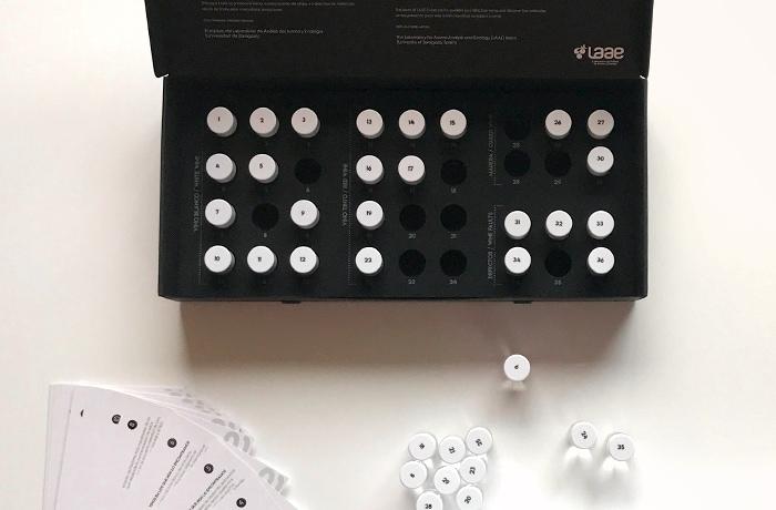 Diseño gráfico de packaging para Universidad de Zaragoza