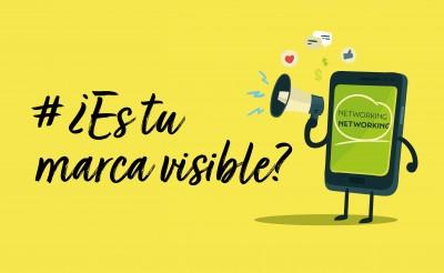 visibilidad marca networking